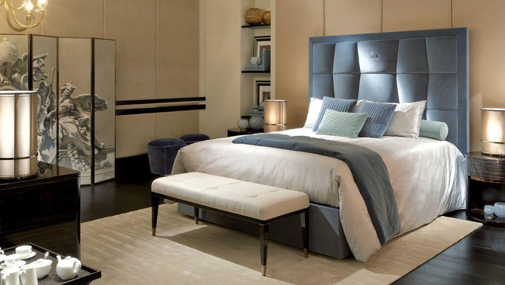 Fendi casa mazarin bedesign luxury italian furniture for Fendi casa bedroom